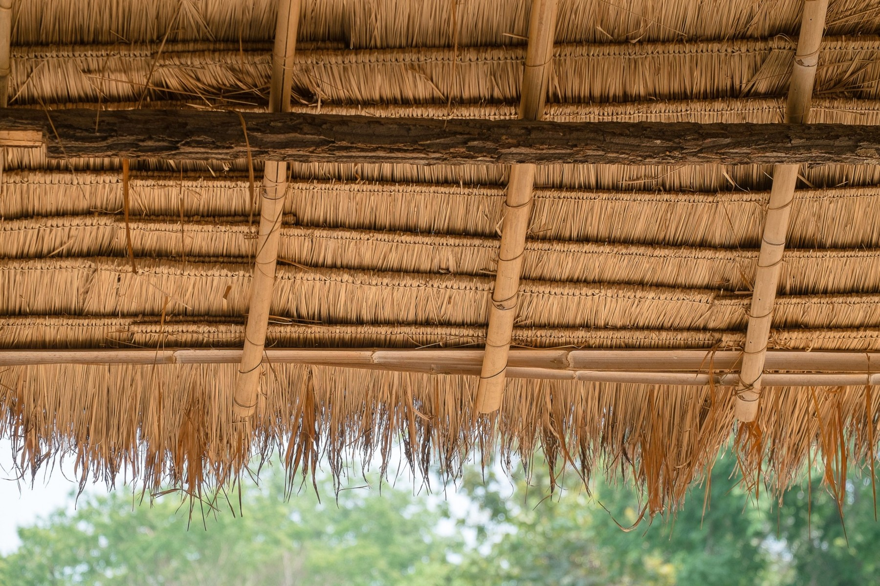 Fire Ratings on Thatch Roofs - Endureed Synthetic Thatch