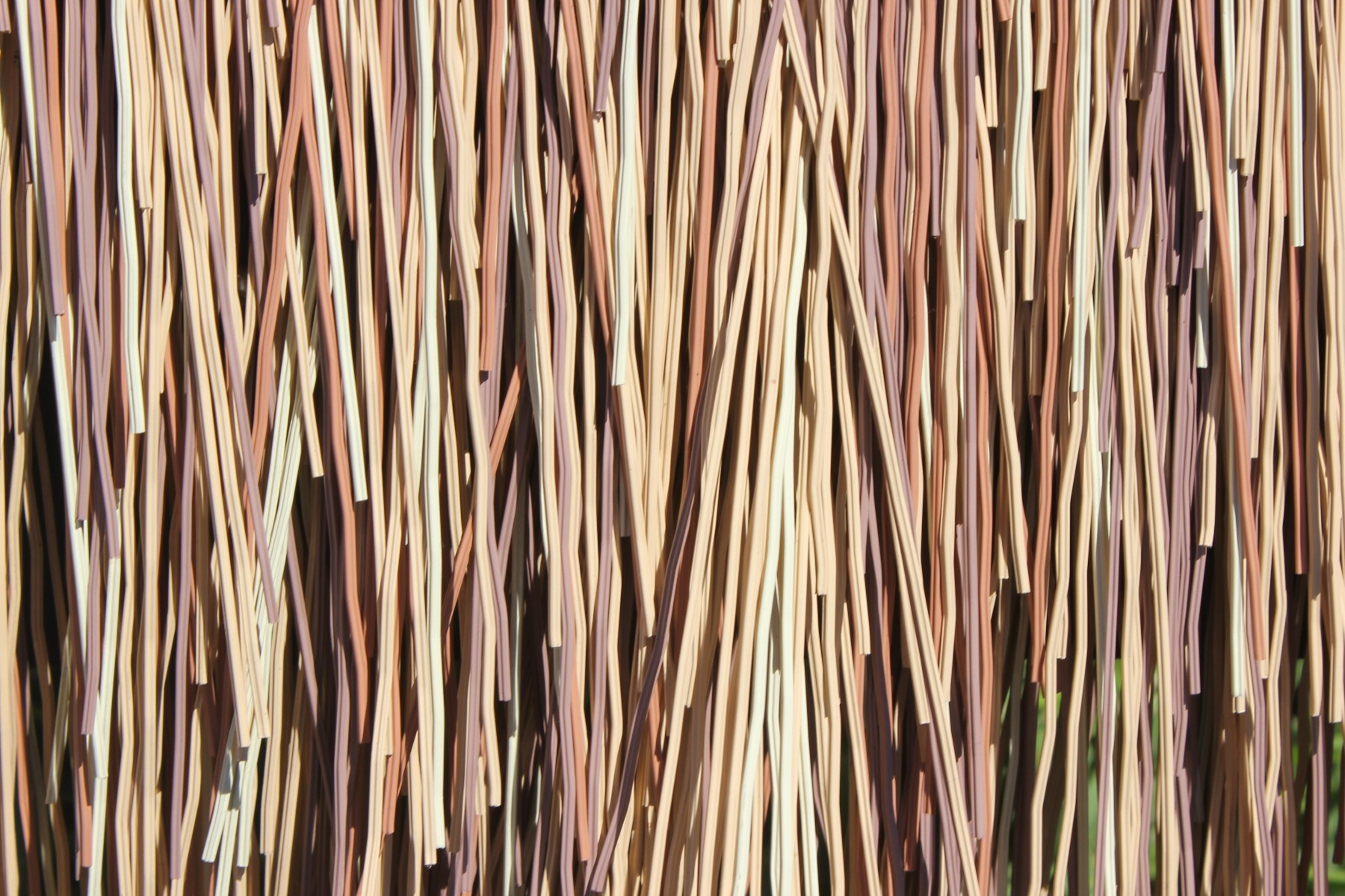 What is Bali Synthetic Thatch