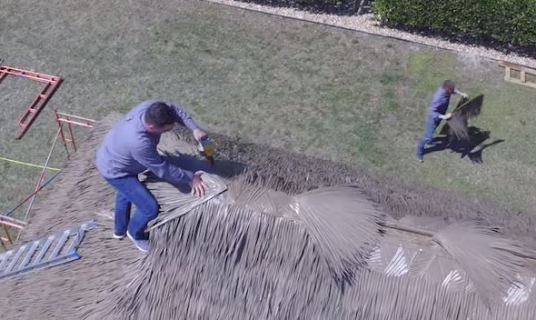 As Solar Roofing Demands Skyrocket, Choose Endureed Thatch Beneath Your Solar Installations