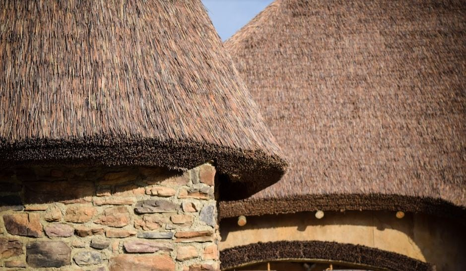 Two Ways To Recycle Endureed's Regions Series Synthetic Thatch Shingles