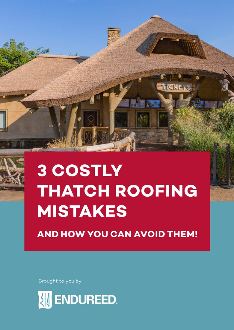 3 Costly Design Mistakes With Thatch Roofing | Endureed