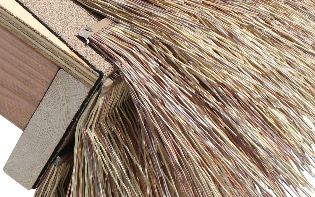 Easiest Synthetic Thatch Product For DIY Enthusiasts