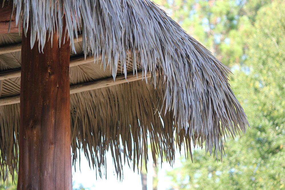 What Style Thatch Works As Cabana Roofing?