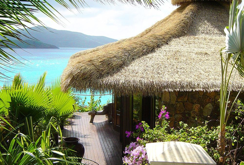 Replicate Fine South Pacific Islands' Thatching With Our Bali Roofs