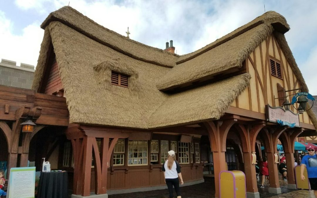 Choosing Regions Series Thatch Shingles For Commercial Buildings
