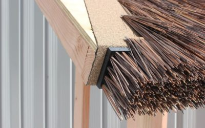 Can I Use Roofing Felt Under Endureed Synthetic Thatch Shingles?