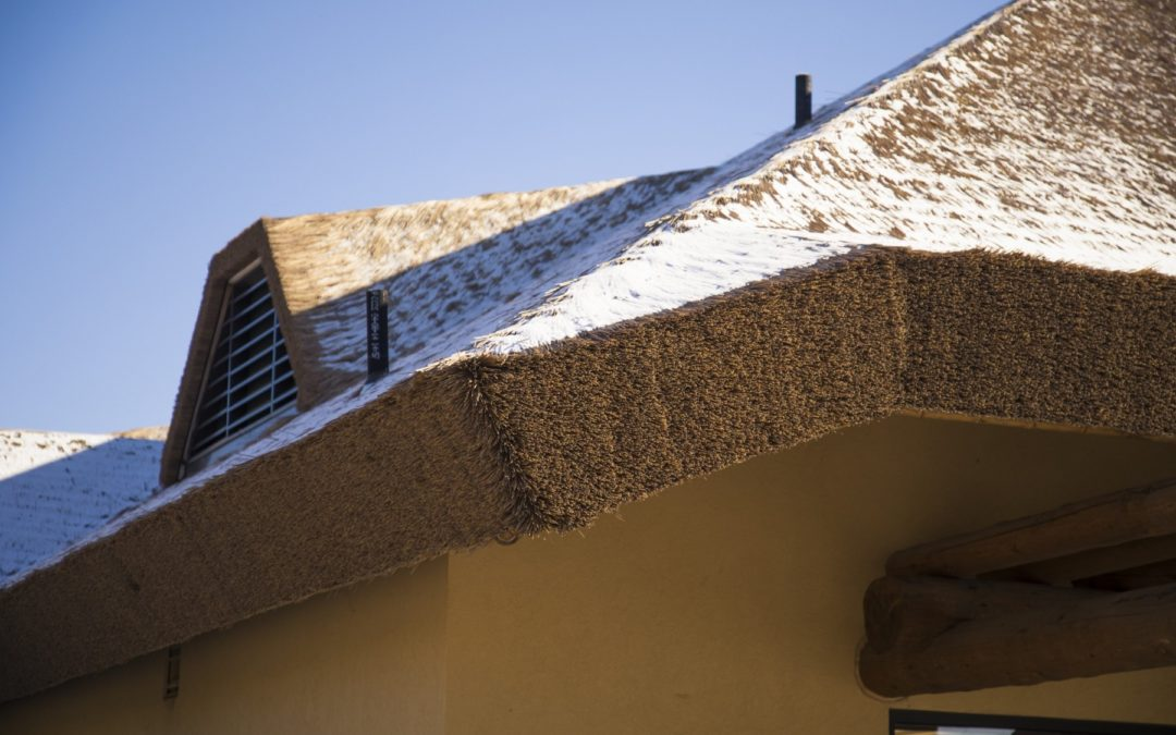 Prevent the Hassle of Regular Permits for Natural Thatch Roof Repairs
