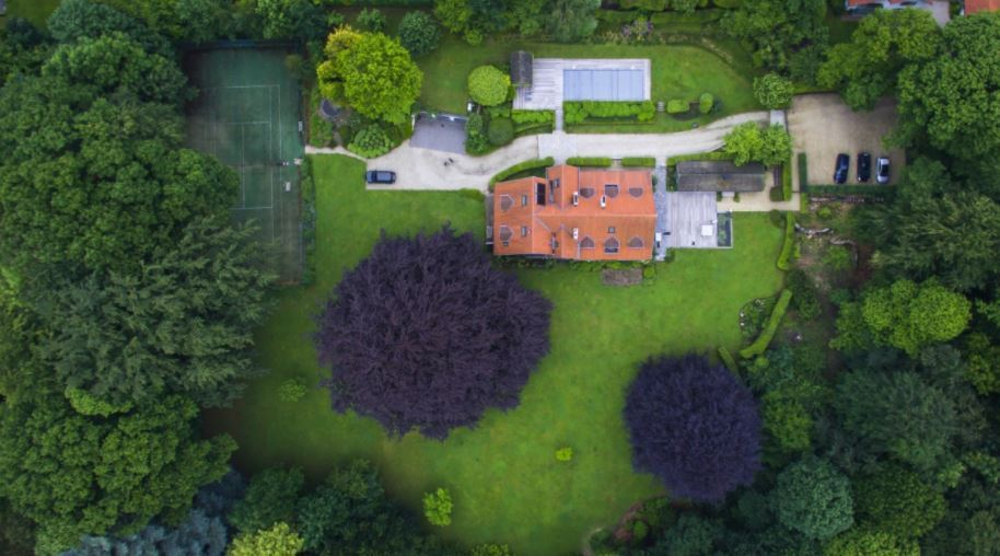 Why Some Roofers Use Aerial Photography Over Satellite Imaging