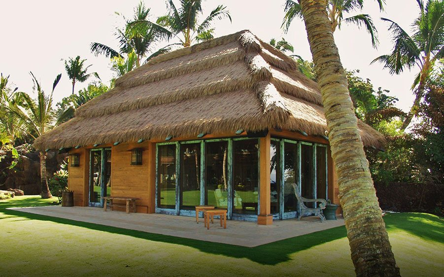 Replicate Pili Grass And Alang-Alang Thatching With Our Kona Roofs